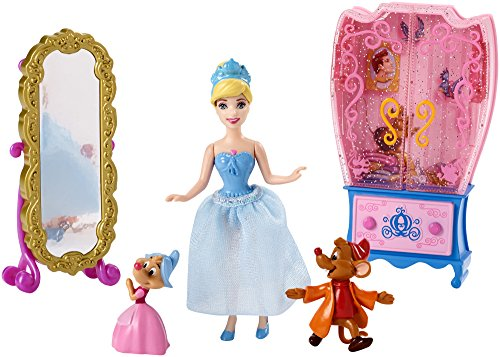 Disney Princess Little Kingdom Cinderella Doll and Furniture