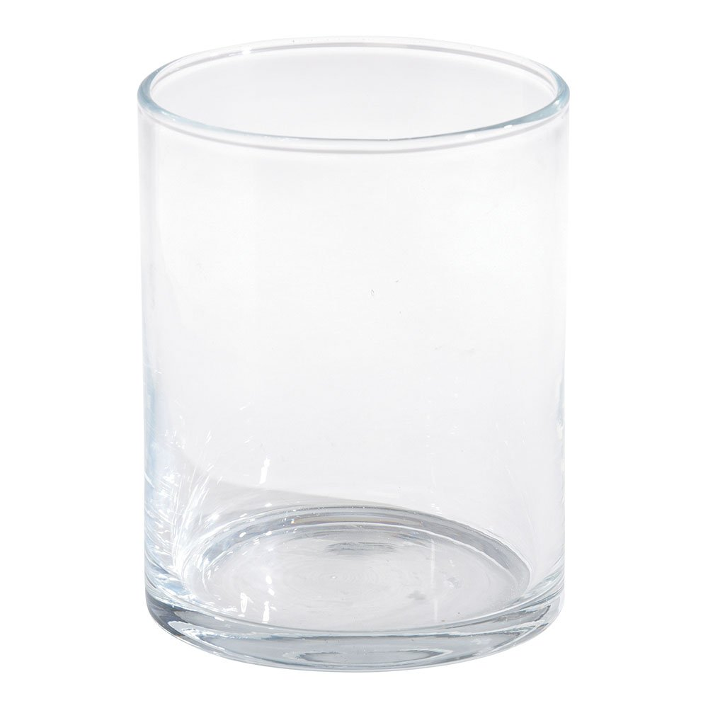 Ethan Allen Glass Hurricane, Small 436942C