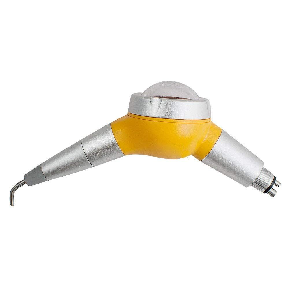 Doc.Royal Hygiene Air Tooth Jet Air Polisher Prophy 4 Hole Orange