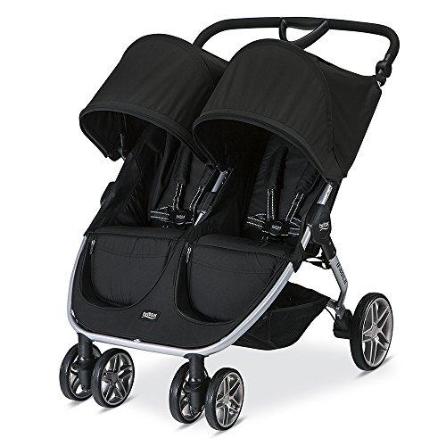 britax 2017 b agile double stroller. Black Bedroom Furniture Sets. Home Design Ideas