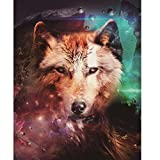 DIY 5D Animal Diamond Painting,Jchen(TM) Home Decor Craft 5D DIY Diamond Painting Kit Pasted DIY Diamond Painting Cross Stitch (Wolf: 25x30cm)
