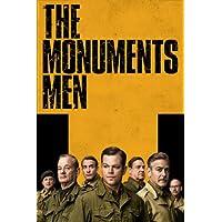 The Monuments Men 4K HD Digital Deals