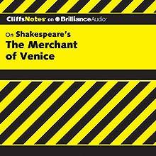 The Merchant of Venice: CliffsNotes | Livre audio Auteur(s) : Waldo F. McNeir, Ph.D. Narrateur(s) : Luke Daniels