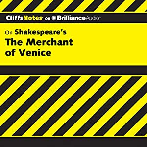 The Merchant of Venice: CliffsNotes Audiobook