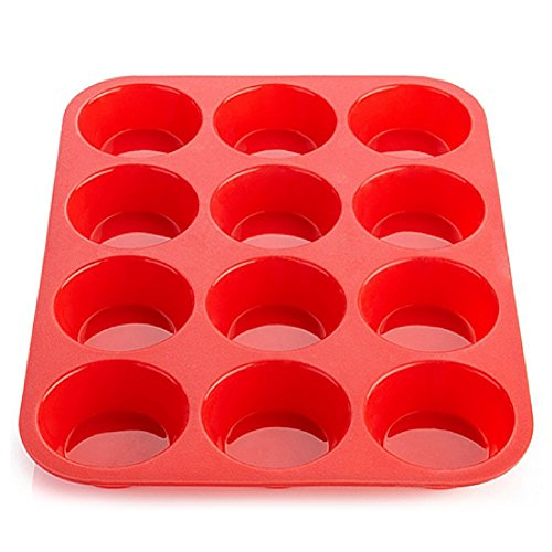 home-best-buy-12-round-cup-non-stick-silicone-baking-mold-for-cupcakes-muffins-mini-cakes