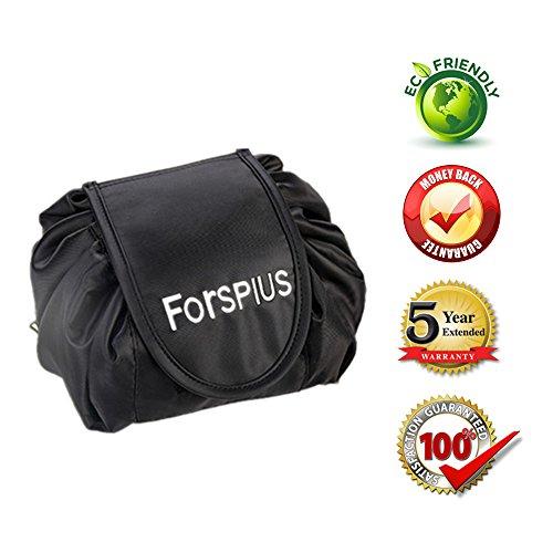 Magic Travel Cosmetic Makeup Bag, XMGHTU Portable Foldable C