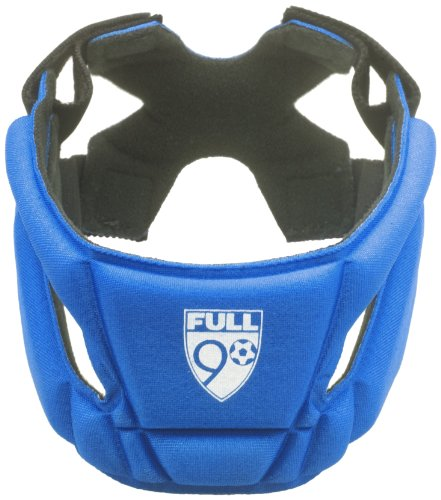 Full90 Sports Performance Soccer Select Headgear, Blue, - As Orland