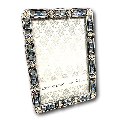 Compare Price To Jeweled Picture Frames 5x7 Tragerlaw Biz