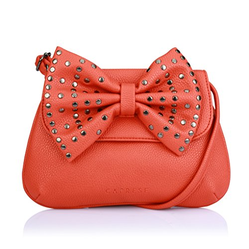 Caprese Women's Amy Sling Bag (Red)