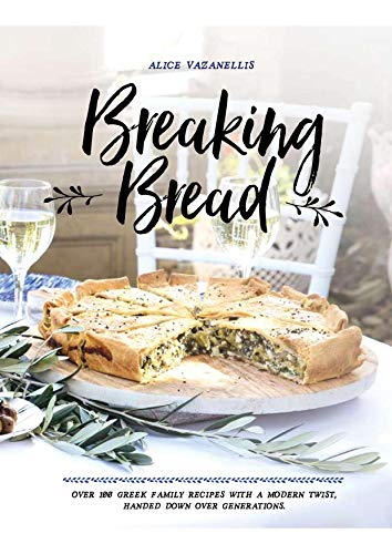 Breaking Bread by Alice Vazanellis