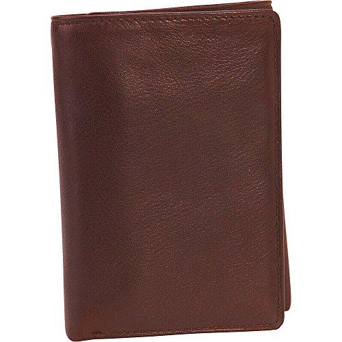 Osgoode Marley Cashmere Tri-Fold (Brandy) (Bag Wallet Osgoode Marley)