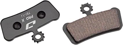 Jagwire Pro Alloy Semi-Metallic MTB Disc Brake Pads for SRAM Guide R RS RSC