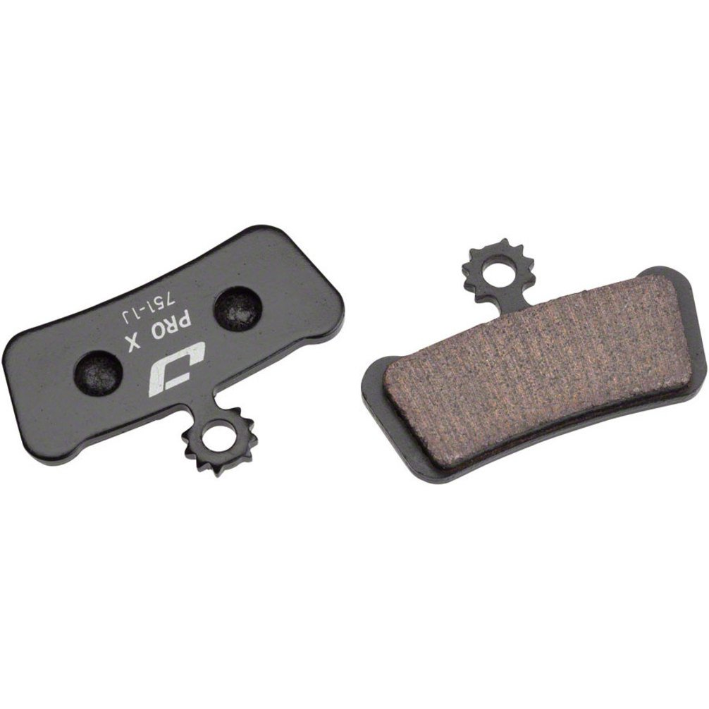Jagwire Mountain Pro Extreme Sintered Disc Brake Pads for SRAM Guide RSC, RS, R, Avid Trail by Jagwire