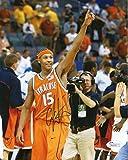 Carmelo Anthony Authentic Autographed Signed 8x10 Photo Syracuse Orange JSA Coa
