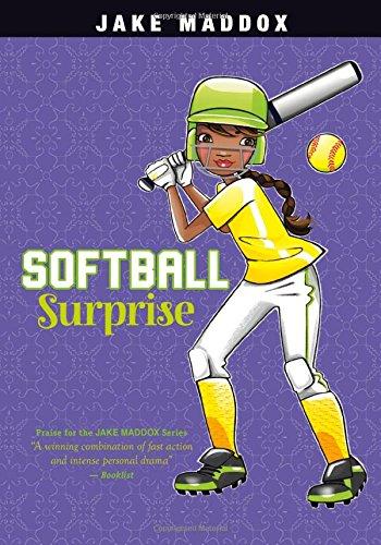 - Softball Surprise (Jake Maddox Girl Sports Stories)