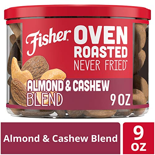 FISHER Snack Roasted Almond Cashew product image