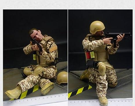 Amazon.com: 12 pulgadas Figura de acción fuerzas ...