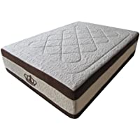 DynastyMattress NEW! Queen 15.5-Inch Grand AtlantisBreeze Memory Foam Mattress-Queen Size