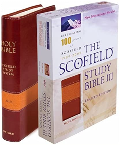 gratuitement la bible scofield