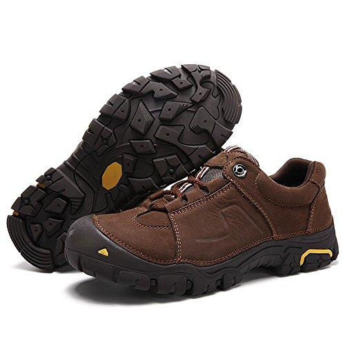 Non Outdoor Brown Feifei Colors Casual Sneakers Men's Slip Shoes 3 C7qnxwF
