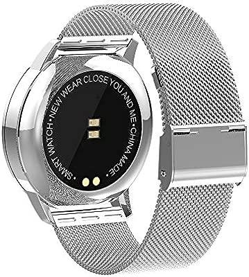 HUIGE Reloj Inteligente, 0.95 Pulgadas De Pantalla OLED, Android ...