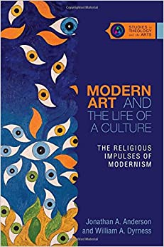 How does art relate to theology? What theological issues are there with art?