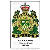 Sponsor Card Hockey Card 1983-84 Saskatoon Blades #15 Sponsor Card