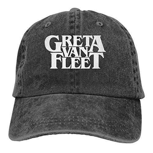 DonaldKAlford Greta Van Fleet Adjustable Hat Sports Unisex Casual Baseball Cap,Sun Hat -