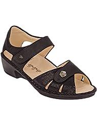 Finn Comfort Womens Easton Ankle Strap Sandal