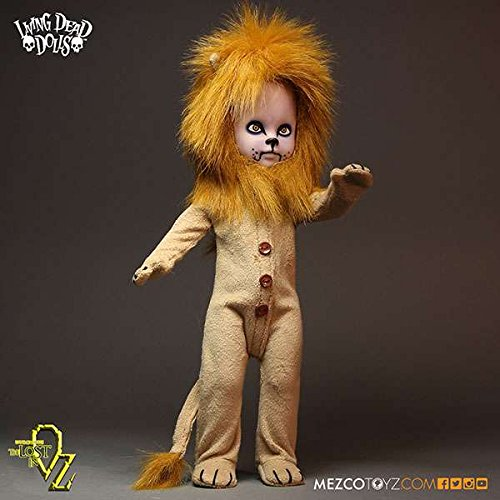 Living Dead Dolls Lost In Oz Teddy as The Lion 10