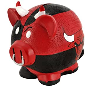 Chicago Bulls NBA Thematic Piggy Bank