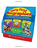 Very First Biographies, Teaching Resources Staff, 0545172802
