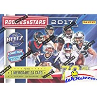 2017 Panini Rookies & Stars NFL Football EXCLUSIVE Factory Sealed Retail Box with Star… photo