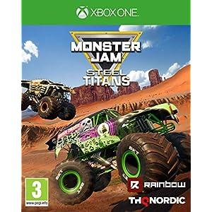 Monster Jam: Steel Titans Xbox1 (Xbox One)
