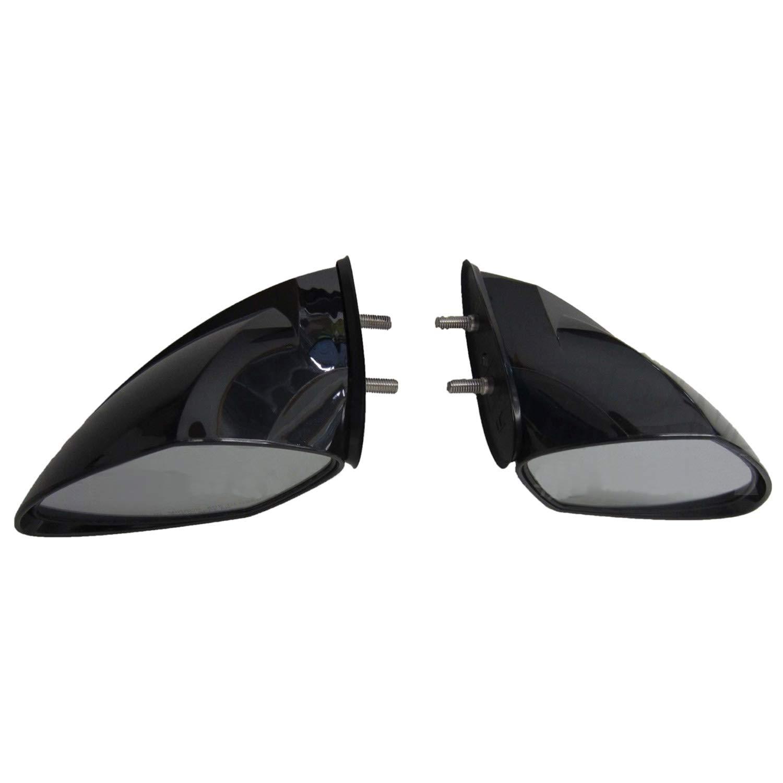 TOPMOUNT 1PCS Yamaha 2005-2009 WaveRunner VX Mirror Right Hand Side RH Black VX110 Deluxe Sport Cruiser