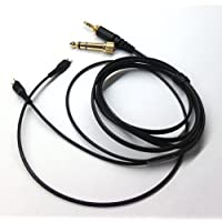 NEOMUSICIA OFC Replacement Cable for Sennheiser HD25 HD 25-1 HD25-1 II HD25-13 HD25-C Headphone 1.2m/4ft