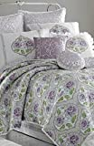 Dena Home 'French Lavender' Quilt or Bedspread Twin Size