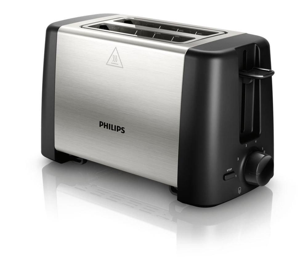 Philips HD4825/91 800-Watt 2-Slice Toaster