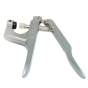 saebye T3 T5 T8 resina de plástico mango de alicates de botón broches de presión botones