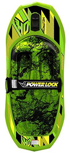 HO Sports Neutron Kneeboard with Powerlock Strap by HO Sports