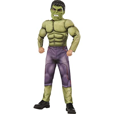 Hulk – Deluxe Costume, size L (Rubie's Spain 620206-l): Toys & Games