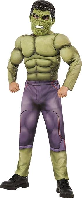Hulk Disfraz deluxe, talla L (Rubies Spain ...