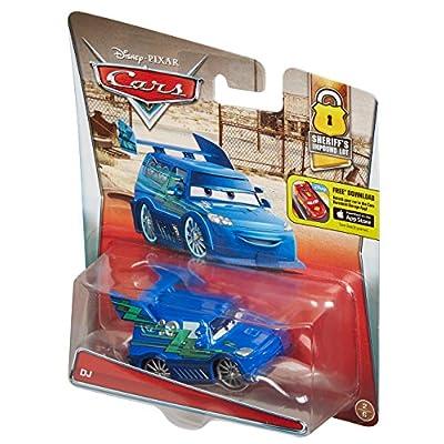Disney/Pixar Cars Diecast DJ Vehicle: Toys & Games