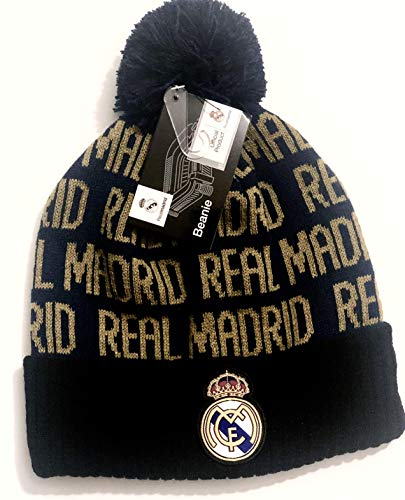 Real Madrid Beanie Hat Official Licensed.New