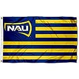 Northern Arizona Lumberjacks Stars and Stripes Nation Flag
