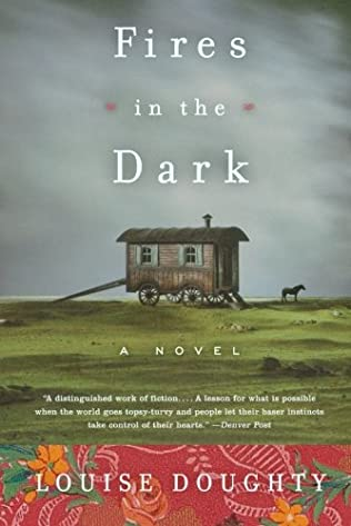 book cover of Fires in the Dark
