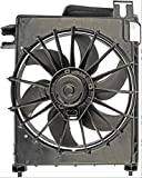 A/C Condenser Fan Assembly - Cooling Direct For/Fit CH3113103 02-08 Dodge Pickup 3.7/4.7/5.7/5.9L Exc. 8.0/8.3L
