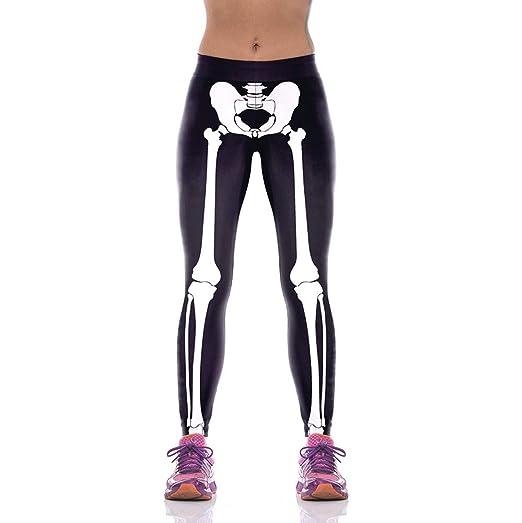 Havanadd Leggings de Yoga para Mujer Impresión Digital ...