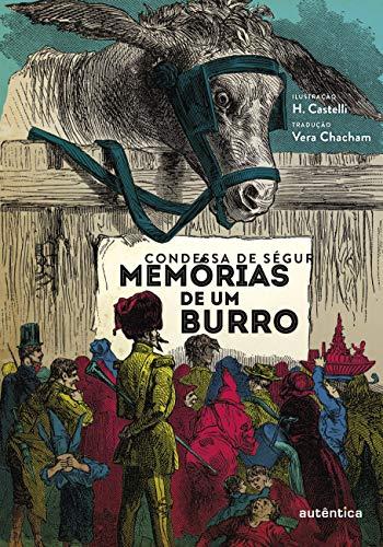 Memórias um burro Condessa Ségur