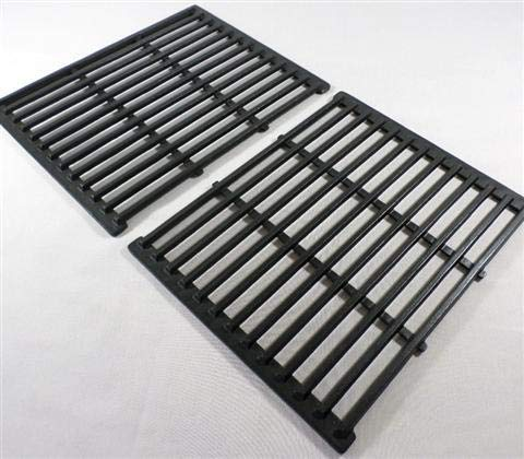 BBQ CLASSIC PARTS Char Broil Advantage Two Piece Cast Iron Cooking Grate Set 15